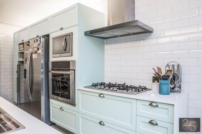 Cozinhas e Áreas de Serviço